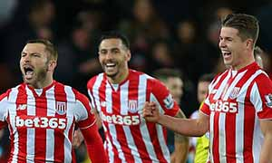 Stoke City 2-0 Sheffield Wednesday