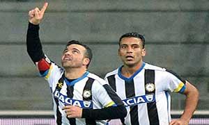 Udinese 3-1 Atalanta