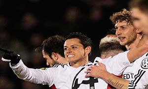 Unterhaching 1-3 Bayer Leverkusen