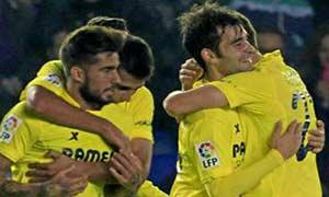 Villarreal 2-0 Huesca