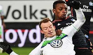 Wolfsburg 1-1 Hamburger SV