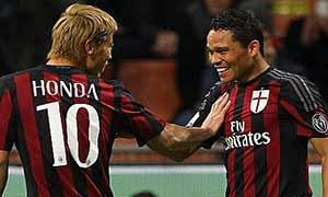 AC Milan 2-1 Carpi