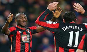 AFC Bournemouth 3-0 Norwich City