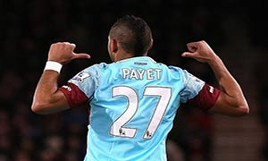 AFC Bournemouth 1-3 West Ham United