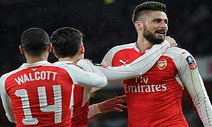 Arsenal 3-1 Sunderland