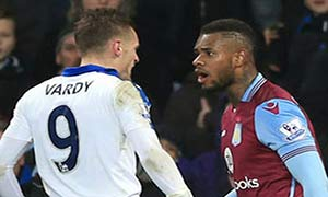Aston Villa 1-1 Leicester City