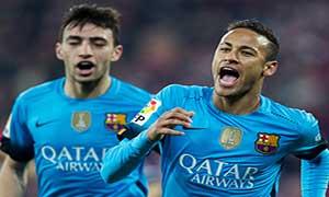 Athletic Bilbao 1-2 Barcelona
