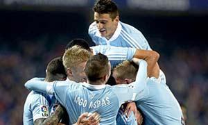 Atletico Madrid 2-3 Celta Vigo