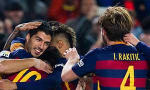 Barcelona 3-1 Athletic Bilbao