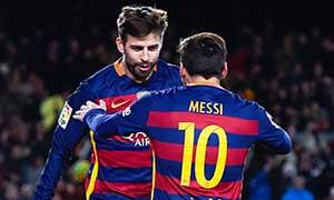 Barcelona 4-1 Espanyol