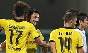 Borussia Dortmund 4-0 Eintracht Frankfurt