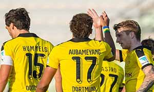 Borussia Dortmund 4-1 Jeonbuk FC
