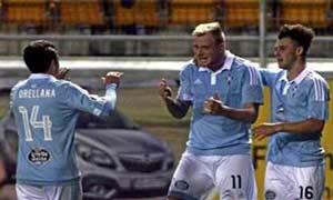 Cadiz 0-3 Celta Vigo
