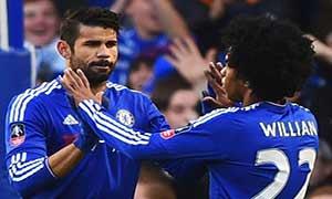 Chelsea 2-0 Scunthorpe United