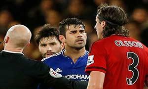 Chelsea 2-2 West Bromwich Albion