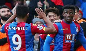 Crystal Palace 1-0 Stoke City
