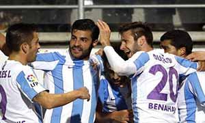 Eibar 1-2 Malaga