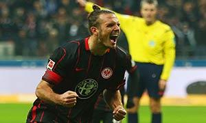 Eintracht Frankfurt 3-2 Wolfsburg
