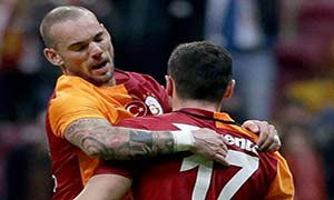 Galatasaray 3-1 Sivasspor
