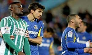 Getafe 1-0 Real Betis