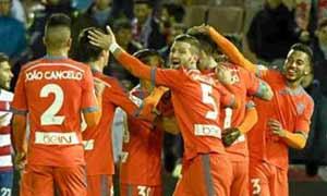 Granada 0-3 Valencia