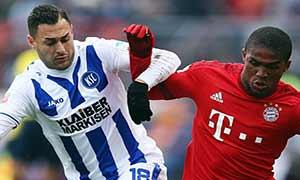 Karlsruher SC 2-1 Bayern Munich