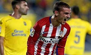 Las Palmas 0-3 Atletico Madrid