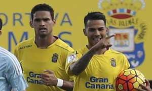 Las Palmas 2-1 Celta Vigo