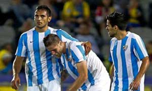 Las Palmas 1-1 Malaga