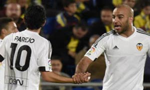 Las Palmas 0-1 Valencia