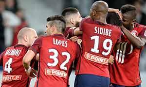 Lille 5-1 Bordeaux