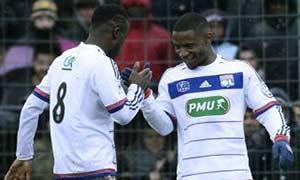Limoges 0-7 Lyon