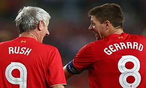 Liverpool Legends 4-0 Australia Legends