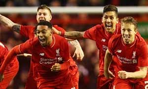 Liverpool 0-1 (Pen 6-5) Stoke City