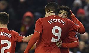 Liverpool 3-0 Exeter City