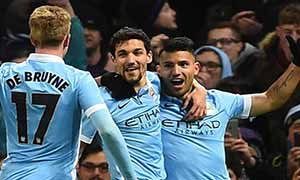 Manchester City 3-1 Everton