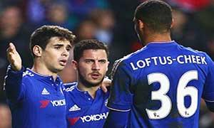 Milton Keynes Dons 1-5 Chelsea