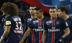 Paris Saint-Germain 2-1 Lyon