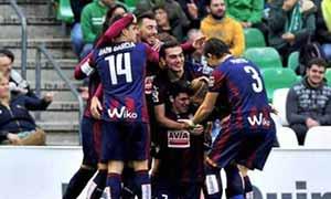 Real Betis 0-4 Eibar