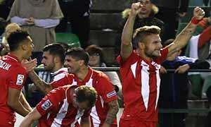 Real Betis 0-2 Sevilla