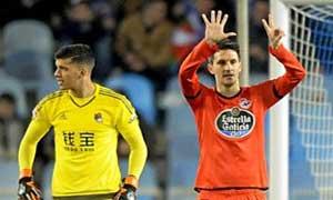 Real Sociedad 1-1 Deportivo La Coruna