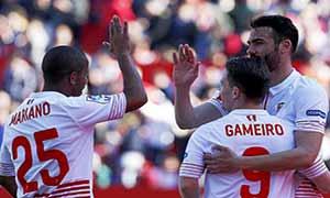 Sevilla 3-1 Levante