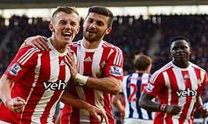 Southampton 3-0 West Bromwich Albion
