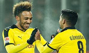 Sparta Prague 1-3 Borussia Dortmund