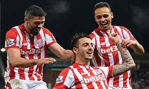Stoke City 3-1 Norwich City