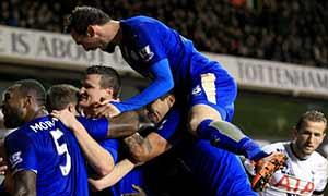 Tottenham Hotspur 0-1 Leicester City