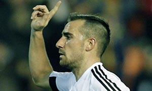 Valencia 1-1 Las Palmas