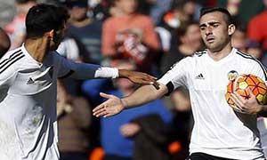 Valencia 2-2 Rayo Vallecano