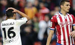 Valencia 0-1 Sporting Gijon