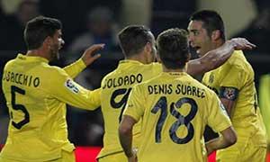 Villarreal 1-0 Granada